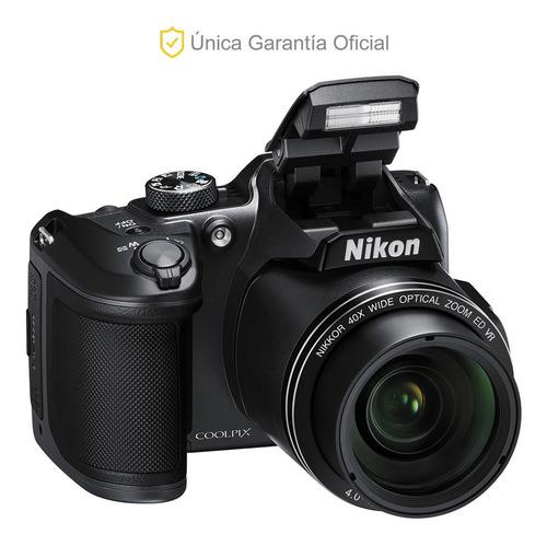 nikon oficial cámara coolpix b500 long zoom 40x