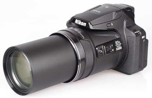nikon p900 zoom 83x vr, 16.mp gps+wifi 64gb +bolsa, tripé