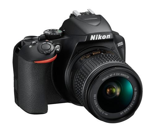 nikon reflex d3500 doble kit 18-55mm vr+ 70-300mm af p