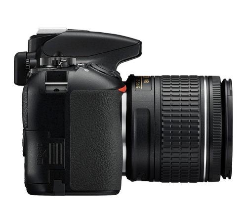 nikon reflex d3500 kit 18-55mm+mochila nikon original+ 32gb