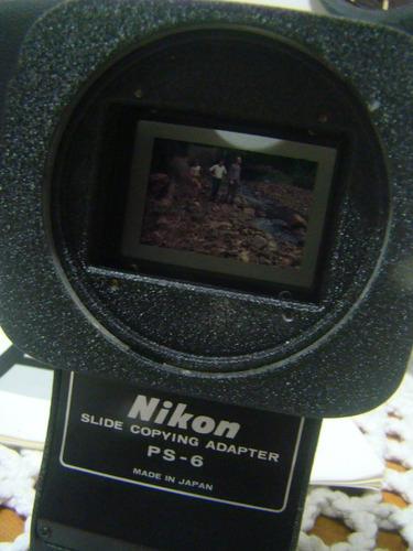 nikon soufflet pb-6 e slides copying adapter ps-6  , japan
