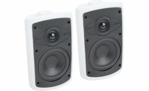 niles audio bocinas interior / exterior os5.3 blanco (par)