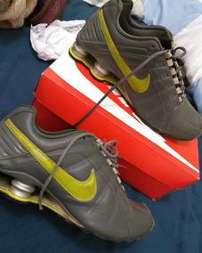 6245e4d7b88 Tenis Nike Shox R4 Dourado - Nike Outros Esportes para Masculino ...