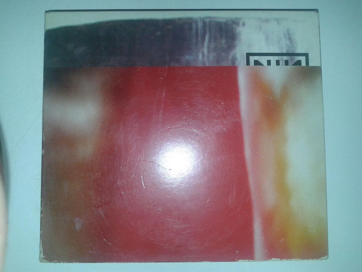 Nin / Nine Inch Nails - The Fragile Halo Fourteen - Cd Doble - $ 500 ...