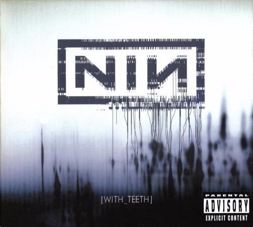 nin - with teeth (b0004553-02 y -82) cd usado, vg+