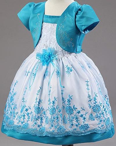 niña fiesta vestidos