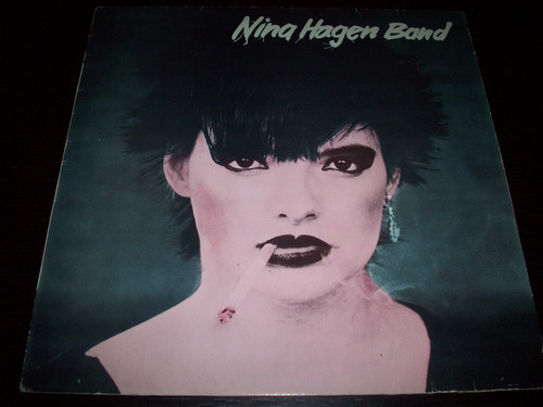 nina hagen band vinyl lp 1978 made in spain