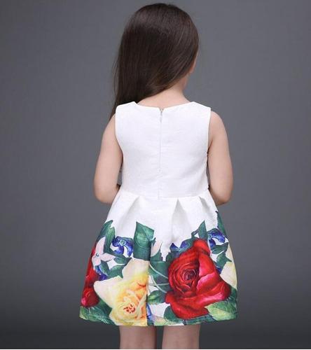 niña ropa vestido