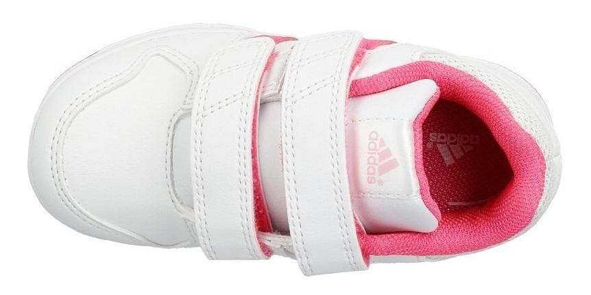 adidas neo rosa niña