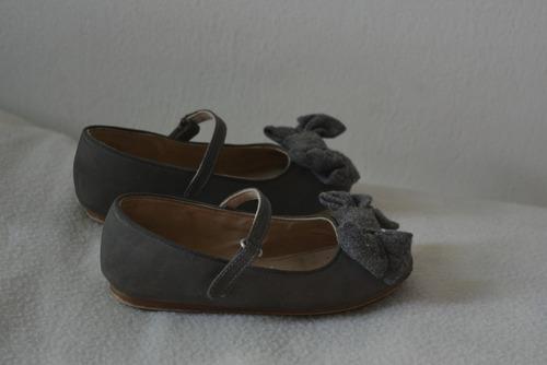 niña zara zapatos