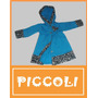 Chaqueta Con Detalles Animal Print Piccoli
