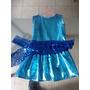 Vestido De Niña Para Danza Talla 6-7