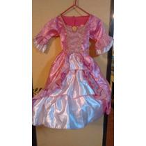 Disfraz Princesa De 3 A 4 Años A Solo 15 Lukitas