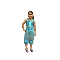 Disfraz De Niña Disney Princesa Jasmine 2 A 3 Años