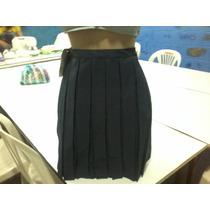 Faldas Escolares Azules Plisadas Clasicas