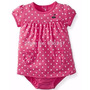 Braga Original Carters Talla 12 Meses Color Rosado