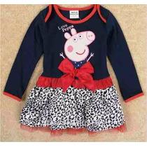 Vestidos De Pepa Pig Nuevos Desde 18/24 Meses A 5t