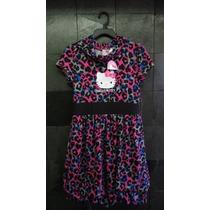Vestido De Niña Hello Kitty | Ropa De Niño Y Bufanda |