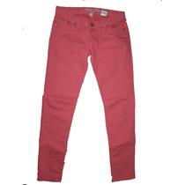 Jeans Pantalones De Colores Dama