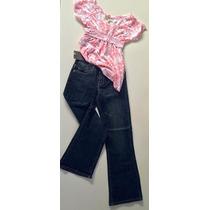 Outfit Conjunto Ropa Niñas Talla 10 Años Moose