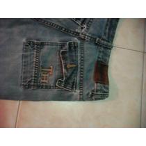Pantalon Jeans Talla 12 Marca Tommy Hilfiger