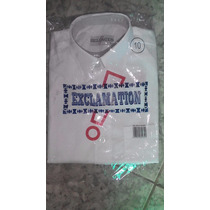 Camisa Y Falda Colegial Talla 10... Remate Escolar