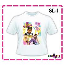 Soy Luna Franela Camisa Disney Luna