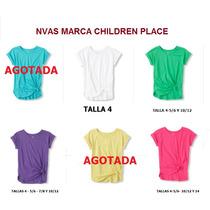 Franelas Niña Children Place