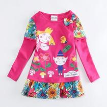 Hermosas Blusas Tipo Vestido Holly Little Kingdom Importadas