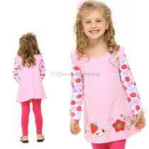 Hermosas Blusas Tipo Vestido Importadas Para Niñas