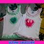 Camisetas Decoradas Niñas