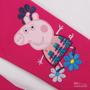 Licra Fucsia Importadas Serie Peppa Pig (nova) Para Niñas