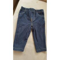 Leggins De Niña Tipo Blue Jean
