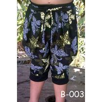 Pantalon Capri, Bombache, Shorts Para Niñas
