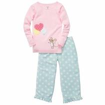 Pijamas Micro Polar Y Algodon Carters Original Niños Y Niñas