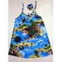 Bata De Playa Estilo Caribeña Tela Suave Fresca Confortable