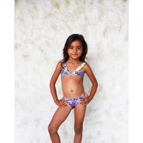 Bikini Palmarosa Niña Kd08