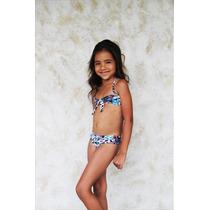 Bikini Palmarosa Niña Kd04