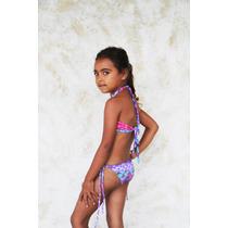 Bikini Palmarosa Niña Dc08