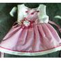 Vestido Para Niña - 6 Meses A 1 Año