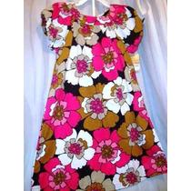 Vendo Vestido Casual Carters Originales Para Niña Talla 6x