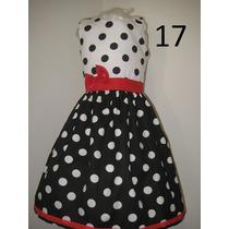Vestidos Para Niñas, Casuales Y De Vestir En Talla 2-4-6