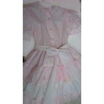 Vestido De Niña Talla 8, Mil Modelos Chiffon