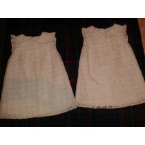 Vestido P/niña Talla 23m Epk Blancos