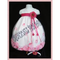 Vestidos De Bebe, Niñas, Bautizo, 80 Diseños 0 - 24 Meses