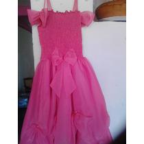 Vestido De Niña Colombiano Talla 14