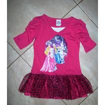 Vestidos De Niña Importados De Usa Disney Princess