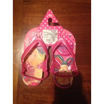 Sandalias Para Niña Barbie