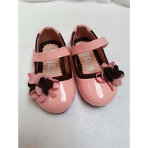 Zapatos Bellísimos...!!! De Niña Rosadas Talla 23