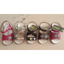 Sandalias De Niñas Maria Pizzola 18-25